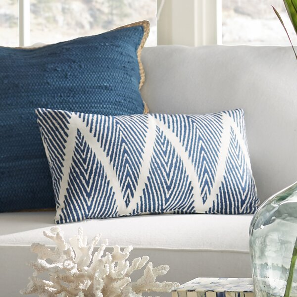 Cherita 100% Cotton Throw Pillow by Mistana